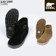 秋冬新作SORELソレルグレイシーショートGLACYSHORTブーツ靴LL5195レディース