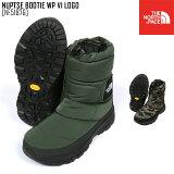 セール SALE ノースフェイス THE NORTH FACE ヌプシ ブーティー ウォータープルーフ VI ロゴ NUPTSE BOOTIE WP VI LOGO ブーツ 靴 NF51876 メンズ レディース