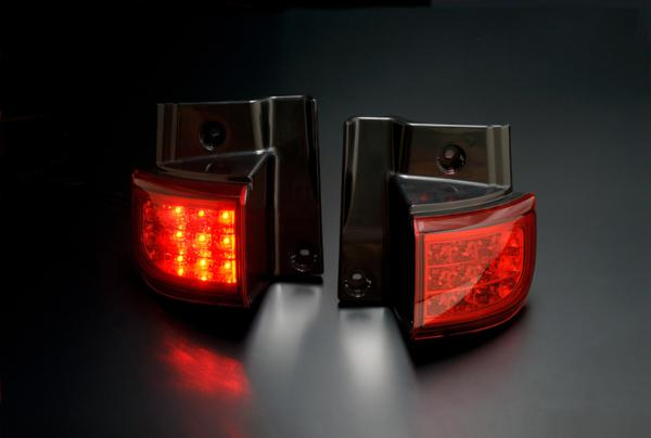 ライト・ランプ, ブレーキ・テールランプ  E51 200408 (H1608 )CLEAR WORLD() LED RTN-09