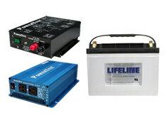 非常用に!家庭用蓄電池システム。もしもの時にあってよかったと思える商品。【非常用電源】【...