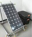 すべてパッケージされたソーラー発電パッケージソーラー発電お手軽パッケージ(架台付き)シス...