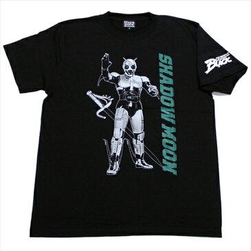 仮面ライダーBLACK(シャドームーン)Tシャツ(ブラック)