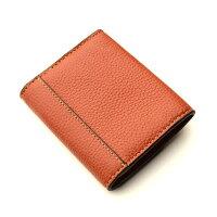 COACHコーチサドルレザーコインケースCOINCASEカード収納可能本革プレゼントにもおすすめ♪コンパクトサイズ