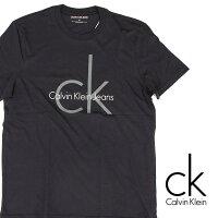 CKCalvinKleinカルバンクラインTEETシャツアメリカ買い付け品NAVYネイビー