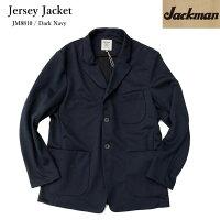 JackmanジャックマンJM8810JerseyJacketジャージジャケットMADEINJAPANDarkNavyダークネイビージャケット