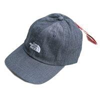 THENORTHFACEノースフェイス帽子CAPDENIMINDIGOインディゴ