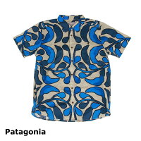 PatagoniaM'sMalihiniPatalohaShirtパタロハアロハシャツPataloha半袖シャツPelicanペリカン