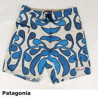 PatagoniaM'sWavefarerBoardShorts/パタロハボードショーツスウィムパンツPelicanペリカン31インチ