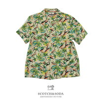 Scotch&Sodaスコッチ&ソーダスコッチシャツアロハシャツRelaxaloh148924