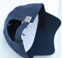 TOMMYHILFIGER(トミーヒルフィガー)コットンキャップベースボールキャップメンズ・レディースCAP帽子アメリカ買付品NAVYネイビー