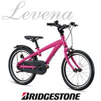 2017モデル レベナ 18型 LV186 Levena ブリジストン 子供用自転車 幼児用自転車 幼児車 18インチ キッズ ブリヂストン