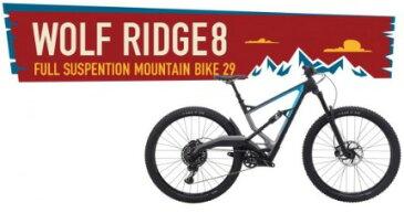 MARINBIKES マリンバイク 2019年モデル WOLF RIDGE 8