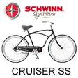 30%OFF SCHWINN シュウィン CRUISER SS メンズ 自転車 ビーチクルーザー 2017年モデル