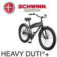 30%OFF SCHWINN シュウィン HEAVYDUTI + ヘヴィーデューティー プラス 自転車 ビーチクルーザー 2017年モデル