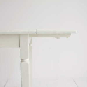 new!エレガントホワイトなバタフライテーブル70ダイニングテーブルコンパクトサイズinerenoスマートサイズホワイトデスク大人ガーリー一人暮らし向き新生活白家具レトロ大人女子