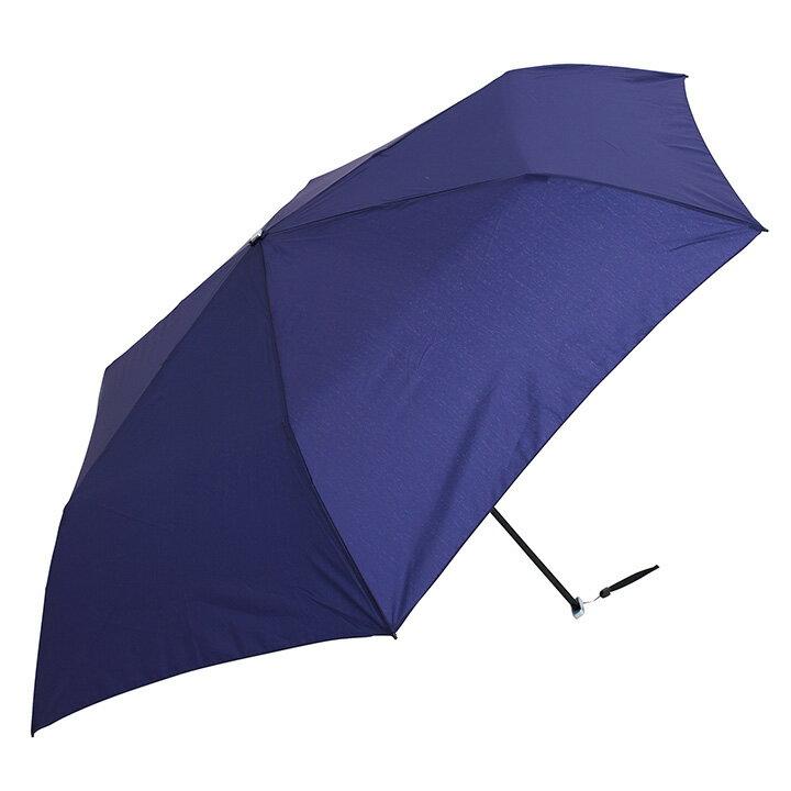 ウォーターフロントWaterfront軽量折りたたみ傘スマートフラットダーク薄型日傘晴雨兼用傘