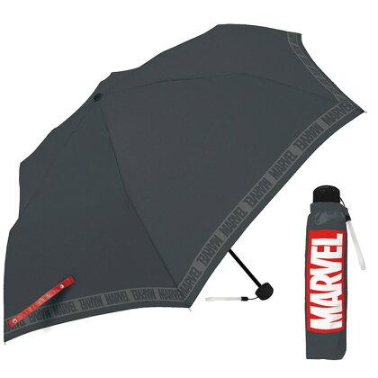 折りたたみ傘かわいい子供用男の子軽量マーベルロゴ大子供用記念品クラックス