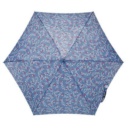【waterfront】ペン細野バラUV軽量140g晴雨兼用UVカット90%スリム折りたたみ傘ウォーターフロント/シューズセレクション