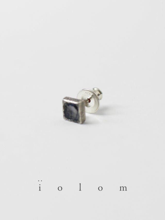メンズジュエリー・アクセサリー, ブレスレット iolom - Enamel Resin Studded Earring.