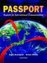 英語教材 英語書籍PASSPORT STUDENT BOOK活きた英語を学ぶためのスーパーテキスト!英会話の苦手意識も、この一冊で克服!本気で英語を学びたい方にぜひおすすめです!の商品画像