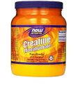 【Now Foods公式ストア】 ナウスポーツ クレアチンモノハイドレートパウダー1kg【NOW S...