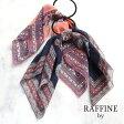 【即納】RAFFINE by(ラフィーネバイ)スカーフヘアゴム 【メール便120円】 ゴム ヘアゴム スカーフ リボン ヘアアクセ トレンド レディース アクセサリー 韓国 ファッション 韓国 アクセサリー ※代引は別途手数料がかかります
