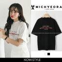 MICHYEORA(ミチョラ)1903Tシャツ【5/29再販...