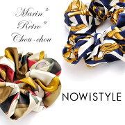 ナウアイスタイル スカーフ シュシュ セレブファッション レディース