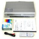 【中古】FUNAI DVR-120V VHS一体型DVDレコーダー(地上アナログ)