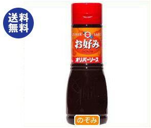 【送料無料】オリバーソース お好みソース 580g×12本入 ※北海道・沖縄は別途送料が必要。