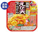 【送料無料】五木食品 鍋焼えび天うどん 220g×18個入 ※北海道・沖縄は別途送料が必要。