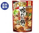 送料無料 キッコーマン 贅沢だしがおいしい 鴨だし鍋つゆ 750gパウチ×12袋入 ※北海道・沖縄は配送不可。