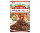 送料無料 ハチ食品 西洋料理店のハヤシライスソース 180g×12袋入 ※北海道・沖縄は配送不可。