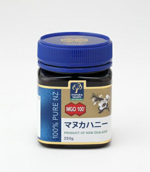 コサナ マヌカハニー MGO100+ 250g マヌカヘルス社 正規商品 ニュージーランド産蜂蜜 スーパーフード