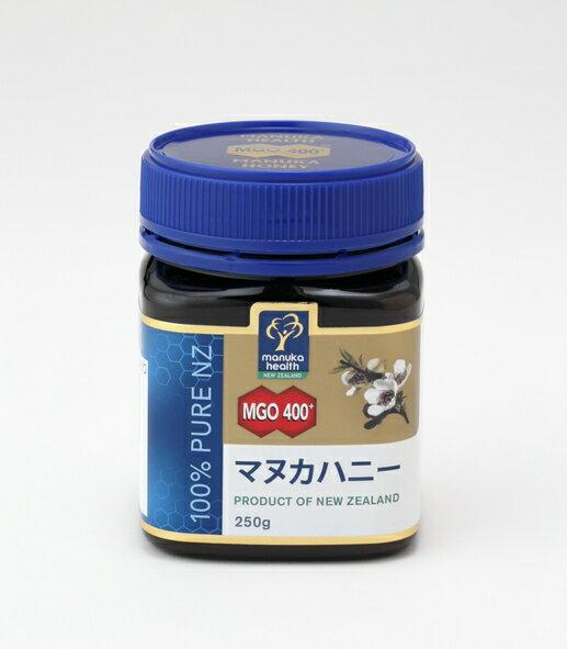 コサナ マヌカハニー MGO400+ 250g マヌカヘルス社 正規商品 ニュージーランド産蜂蜜 スーパーフード