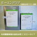 【木部用水性クリヤー塗料】モーエンアクア仕上げ3.5kg