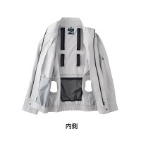 NSP/エヌ・エス・ピー/空調服(TM)/Nクールウェア/ファン付きウェア/夏/S〜5L/NA-2011