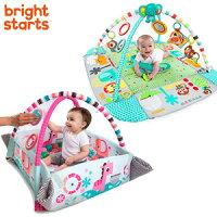 【在庫あり】Bright Starts ブライトスターツ 5-in-1 ヨアウェイ ボール プレイジム 【送料無料・代引料無料】 [プレイジム かわいい 赤ちゃんジム プレイマット ベビージム おしゃれ 布製]