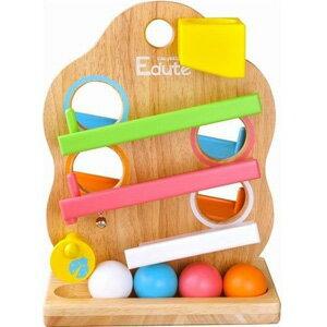 こども用おもちゃ [18ヶ月(1歳半)からのこども用知育玩具] 【送料無料】【Edute エデュテ LABYシリーズ TREEスロープ LA-003】