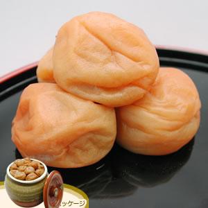 味覚庵 蜂蜜梅「梅好き」 焼壷入り650g×1個 027086