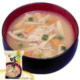 アマノフーズ 【お徳用セット】化学調味料無添加みそ汁「豚汁」(10食入×6箱セット) 704130-S