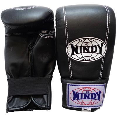 WINDY(ウィンディ) パンチンググローブ(親指カットタイプ)/ペア TBG-2 Mサイズ