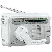 手回し充電ラジオ DR-ICF-B03W