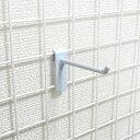 【国産品】樹脂製ネット用フック 6φ×長さ80mm ×100セット