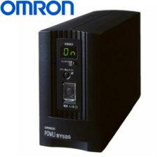 【送料無料】オムロン 無停電電源装置(常時商用給電/正弦波出力) 500VA/300W BY50S