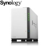 (単品限定購入商品)【送料無料】SynologyDiskStationDS216jデュアルコアCPU搭載多機能パーソナルクラウド2ベイNASキットHDD非搭載モデルDS216j