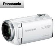 【送料無料】パナソニックデジタルハイビジョンビデオカメラ(ホワイト)HC-V480MS-W