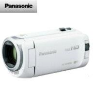 【送料無料】パナソニックデジタルハイビジョンビデオカメラ(ホワイト)HC-W585M-W