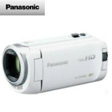 【送料無料】パナソニック デジタルハイビジョンビデオカメラ (ホワイト)HC-W585M-W