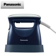 【送料無料】パナソニック衣類スチーマー(ダークブルー)NI-FS550-DA